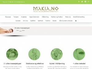 Makia - popular and successful beauty gabinet